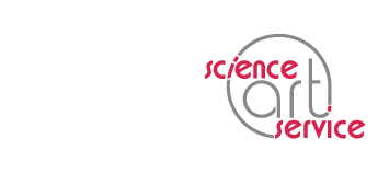 science-art-service logo